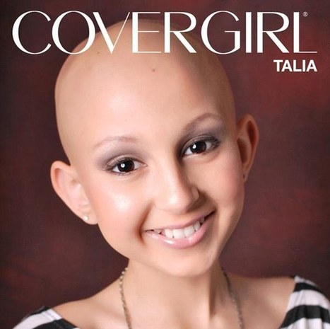 Talia Joy Castellano: Teenage girl with terminal cancer launches a fashion line On CoverGirl | Soup for thought | Scoop.it