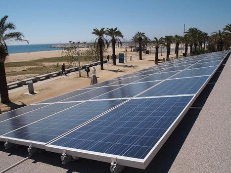 Proyectos de autoconsumo fotovoltaico de Conergy | ISF | Scoop.it