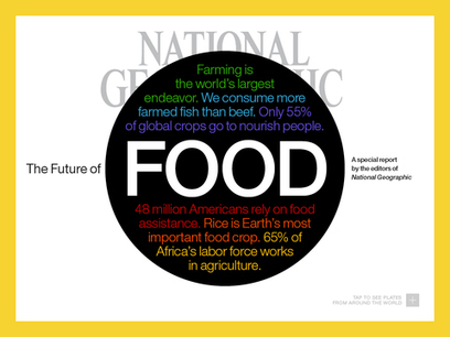 The Future of Food presented by National Geographic   Humanities - to support Australian Curriculum   Scoop.it