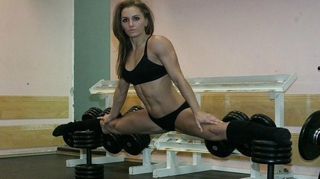 Who the Heck is New UFC Addition Aleksandra Albu? – SciFighting | Sports Ethics: Murphy, L | Scoop.it