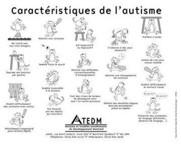 Informations Simples Sur L Autisme Pour Enfant