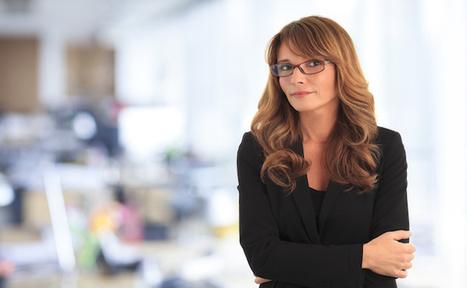 Les femmes dirigeantes toujours plus nombreuses, surtout dans les nouvelles technologies | FrenchWeb.fr | Femmes & entrepreunariat | Scoop.it