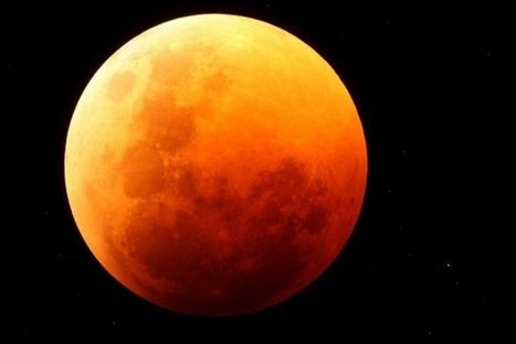 Eclipses, dos lluvias de meteoros y el brillo de Marte, entre los acontecimientos que se podrán ver esta primavera   Mundo   Scoop.it
