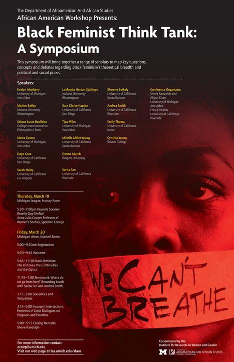 Black Feminism Is: Reflections on the Black Feminist Think Tank Symposium | Daraja.net | Scoop.it