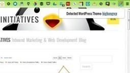 Comment savoir quel est le thème WordPress utilisé par un blog ? | Les outils du Web 2.0 | Scoop.it