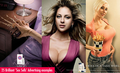 25 SexSells Advertising examples | A Cultural History of Advertising | Scoop.it