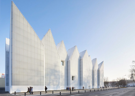 [Szczecin, POLAND] Philharmonic Hall  by Spanish studio Barozzi Veiga  WINS Mies van der Rohe Award | The Architecture of the City | Scoop.it