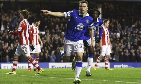 Everton's Gerard Deulofeu inspires four-goal romp against Stoke City - The Guardian | Football | Scoop.it