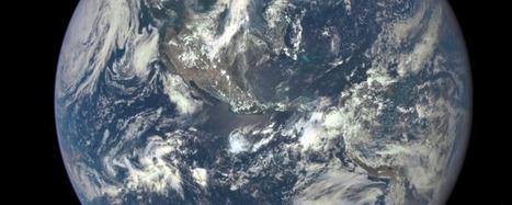 La Nasa dévoile la première photo complète de la Terre depuis 43 ans | Beyond the cave wall | Scoop.it