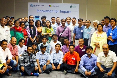 Bangladesh's ICT Industry: A Boon for Women's Employment | World Bank | Internet Development | Scoop.it