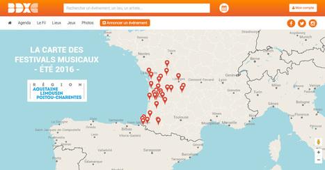 Les festivals musicaux en Aquitaine-Limousin-Poitou-Charentes | Été 2016 | Willy Ronis, une journée à Oradour sur Glane | Scoop.it