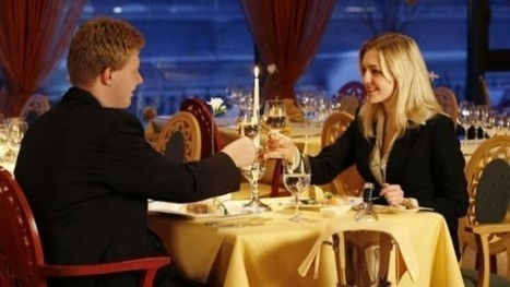 French Restaurants Seat Guests by How Good-Looking They Are | Strange days indeed... | Scoop.it