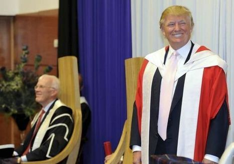 Dumped Donald Trump takes the hump with Scotland after high-profile snubs | My Scotland | Scoop.it