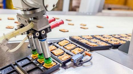 L'essor de la robotique industrielle dans l'agroalimentaire - Agro Media | Actualité de l'Industrie Agroalimentaire | agro-media.fr | Scoop.it