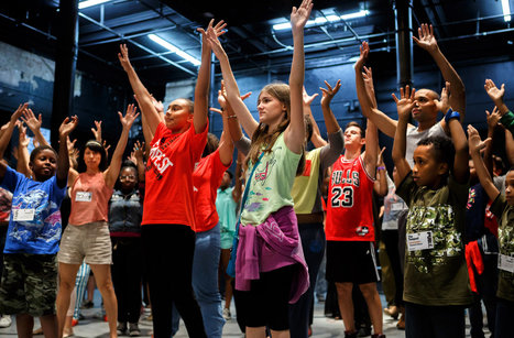 Turning Chaos Into Theater, With a Cast of 200   Teaching Theatre   Scoop.it