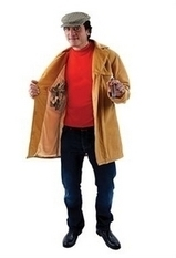 Only Fools and Horses Del Boy Costume | Fancy Dress Ideas | Scoop.it
