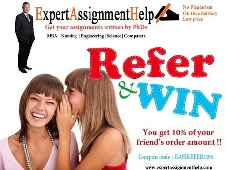 Heavy Discount on assignment help, essay help and dissertation help | Get assignment help | Scoop.it