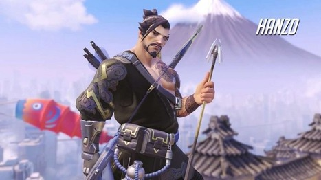"""World of Warcraft Makers Debut New Online Game """"Overwatch"""" 