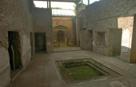 Pompeii: An Intimate Walk Through History | Family Travel | Scoop.it