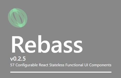 Rebass - ReactJS Stateless Functional UI Components | Angular.js and Google Dart | Scoop.it
