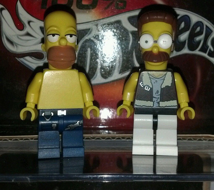 Official LEGO Simpsons Minifigures Found? | The Brick Fan | Scoop.it