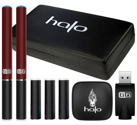 Demon Red G6 Starter Kit   E-Cigarettes   Halo Cigs   Scoop.it