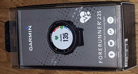 Test cardio-GPS Garmin Forerunner 235 - Passion Trail   Passion Trail   Scoop.it