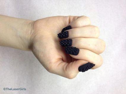 Et maintenant... les ongles imprimés en 3D ! | Beauté | Scoop.it