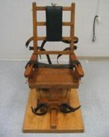 APNewsBreak: Tennessee brings back electric chair | Crimes Against Humanity | Scoop.it