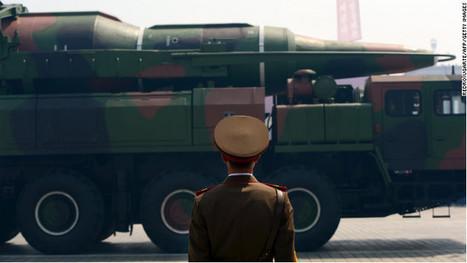 Las amenazas de Corea del Norte: cinco datos clave – CNN en ... | Un poco del mundo para Colombia | Scoop.it