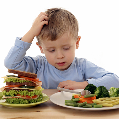 The effects of television advertisements for junk food versus nutritious food on children's food attitudes and preferences | Children, TV, and Junk Food | Scoop.it