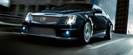 Cadillac ATS-V o bijuterie pe patru roti | Auto fans | Scoop.it