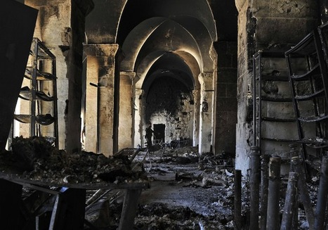 Illicit Cultural Property: UNESCO Director General Bokova on Protecting Cultural Heritage during conflict | Pre-Modern Africa, the Middle East - and Beyond | Scoop.it