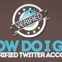 How to Get a Verified Account on Twitter: Just 6 Steps! | sequence seqpro | Scoop.it