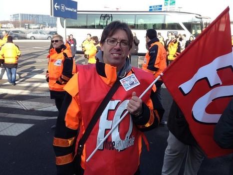 Manifestation du personnel de l'aéroport d'Orly   CFE-CGC : l'actualité de l'encadrement   Scoop.it
