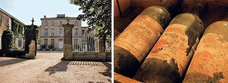 Château Figeac: un demi-siècle d'un saint-Émilion de légende | Le vin quotidien | Scoop.it