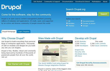 Drupal | Social media kitbag | Scoop.it