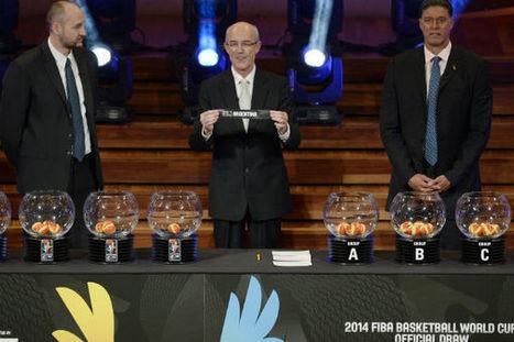 El fixture del Mundial de Básquet España 2014 - canchallena.com | nba | Scoop.it