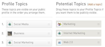 New Klout Controls Let You Influence Your Own Influence | Business in a Social Media World | Scoop.it