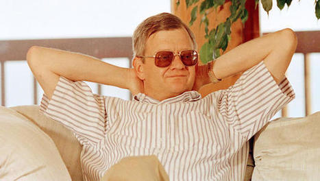 Tom Clancy's 5 Big Rules For Writing And Life - Fast Company | Creative Productivity | Scoop.it