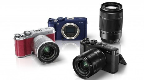 Fuji X-A1 review | TechRadar | Fuji X-Pro1 | Scoop.it