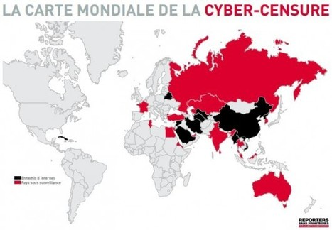 CYBER-CENSURE – Couper Internet, rien de plus facile pour les dirigeants de 61 pays | Internet et mobile | Scoop.it