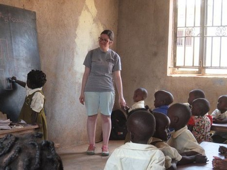 "Feedback Amy Divincenzo Volunteer in Bulenga, Uganda School/orphanage program | ""#Volunteer Abroad Information: Volunteering, Airlines, Countries, Pictures, Cultures"" 
