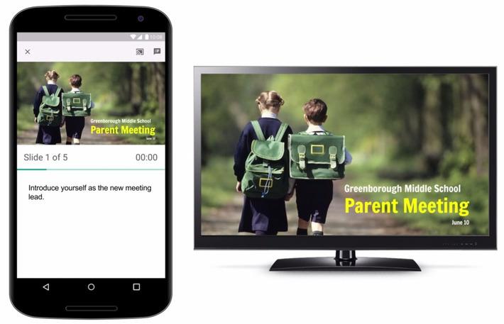 Gelezen op Technologie in het onderwijs: 'Presenteren vanaf je smartphone' | Educatief Internet - Gespot op 't Web | Scoop.it