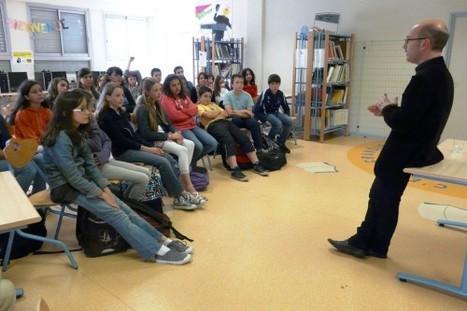 Luc Blanvillain 5ème prix littéraire d'Onet à Lire | PRIX LITTERAIRE D'ONET A LIRE | Scoop.it