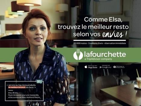 Nouvelle campagne LaFourchette   Revue de Presse France - lafourchette   Scoop.it