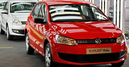 Volkswagen hikes Polo, Vento prices by up to Rs 26,800 - Business Today | checkcarin | Scoop.it