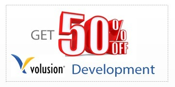 Get 50% OFF on volusion development | Web Development | Scoop.it