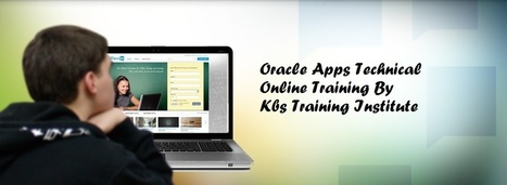 Oracle Apps Technical Online Training | Microsoft Dynamics | SAP | Oracle | ERP online training | Scoop.it