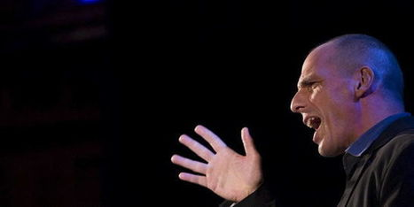Yanis Varoufakis remonte sur le ring à Berlin | Econopoli | Scoop.it